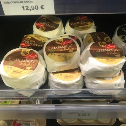 Camembert de Bufflone
